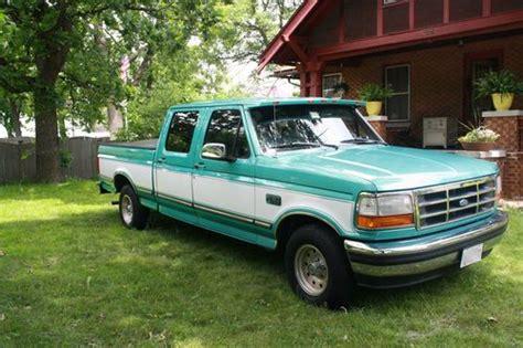 sell   xlt texas edition crew  trailer tow