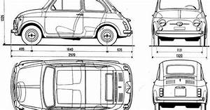 Old Fiat 500 Dimensions