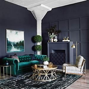 Welche Farbe Passt Zu Grau : mit diesen farben meistern sie tolle kombinationen mit gr n im interieur ~ Markanthonyermac.com Haus und Dekorationen
