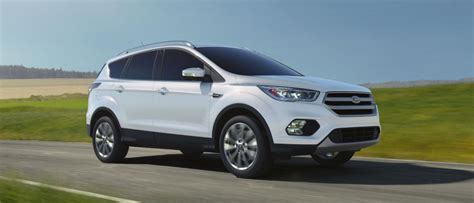 What Are The Color Options For The 2018 Ford Escape?