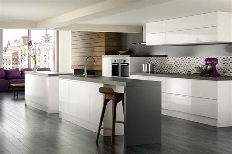 white gloss kitchen ideas kitchens rowhedge restorations