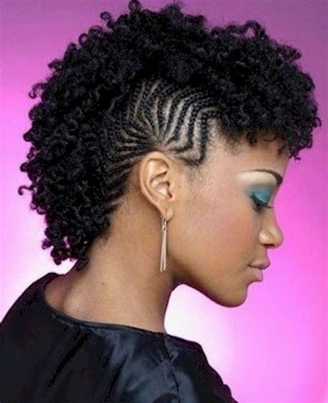 natural braided mohawk hairstyles  black women ten