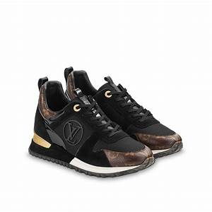 Sneakers Louis Vuitton Homme : sneaker run away monogram souliers de femme louis vuitton ~ Nature-et-papiers.com Idées de Décoration