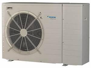 Pac Air Eau : pac air eau monobloc basse temp rature daikin altherma ~ Melissatoandfro.com Idées de Décoration
