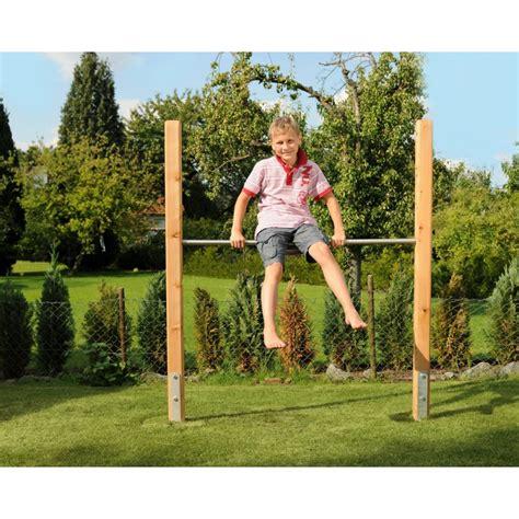 Einfachturnreck Reckstange Für Ihre Kinder Im Garten