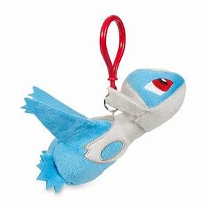 Latios Plush Keychain | Pokémon Center Original