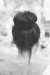 Black And White Hair Bun Pictures, Photos, and Images for ...