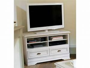 Meuble D Angle Pour Tv : meuble tv d 39 angle elise conforama pickture ~ Teatrodelosmanantiales.com Idées de Décoration