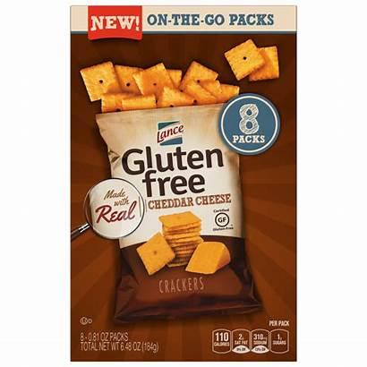 Crackers Cheddar Gluten Sandwich Cheese Lance Walmart