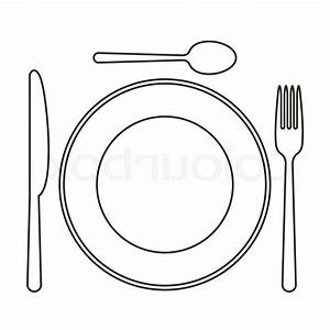 Dinner Plate Clipart Many Interesting Cliparts