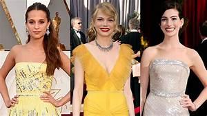 Oscars Flashback: Emma Stone, Alicia Vikander and Anne ...