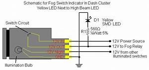 92 Oem Dash Rear Defrost Switch