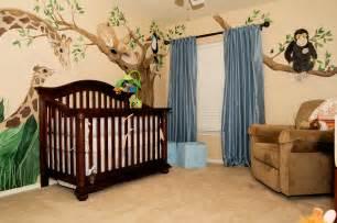 Cute Baby Boy Nursery Room Ideas