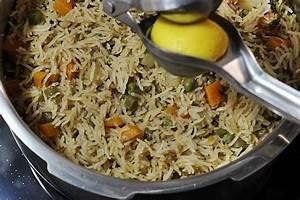 Vegetable biryani in pressure cooker | How to make veg ...