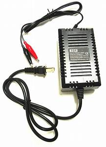 12 Volt Battery Charger For Gas Scooter Atv Bike 2 Bc01