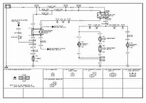 Rear Window Defroster Wiring Diagram