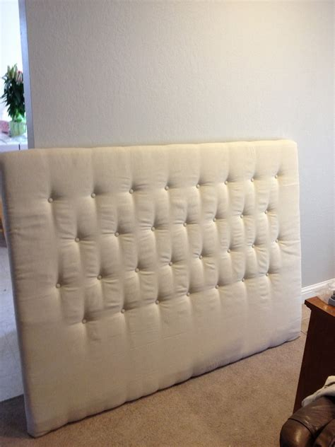 diy upholstery bedroom interesting padded headboard for decoration ideas white tufted with nailhead clipgoo