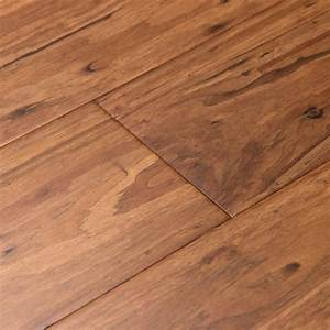 shop cali bamboo fossilized 5 in mocha eucalyptus solid With parquet eucalyptus