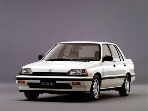 1985 Honda Civic Car Interior Design