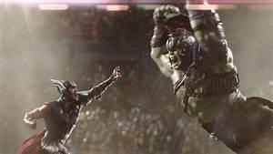 See More of the Thor vs Hulk Fight in New Ragnarok Promo