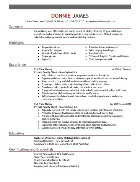exles of resumes resume format for banking