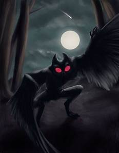 Mothman At 50 What Do We Know High Strangeness