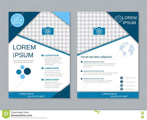 4 Sided Brochure Template by Sided Brochure Template 5 Popular Sle Templates