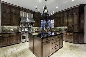 kitchens dark cabinets 1210