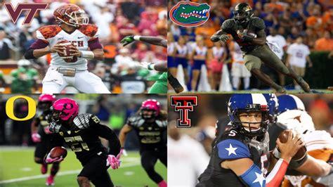 25+ Every College Football Team  Pics