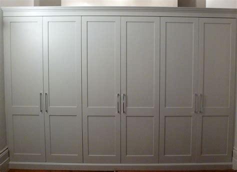 Shaker Style Cupboard Doors by Four Door Shaker Cabinet Search Doors Bedroom