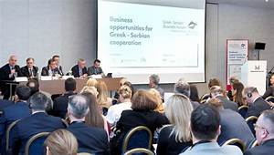 Greek-Serbian Business Forum hosts more than 300 B2B ...