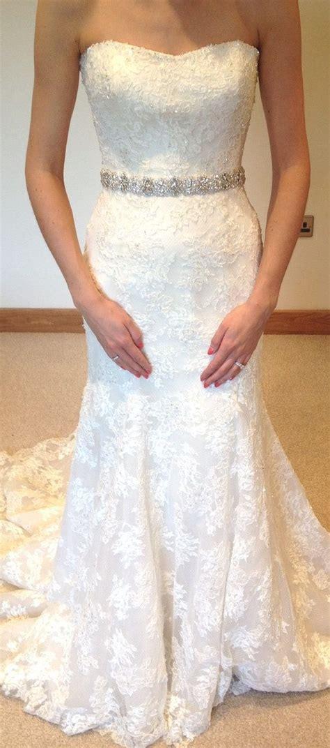 Vintage Style Bridal Sashwedding Dress Belt