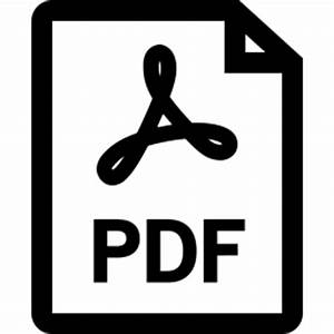 PDF Icon Outline - Icon Shop - Download free icons for ...