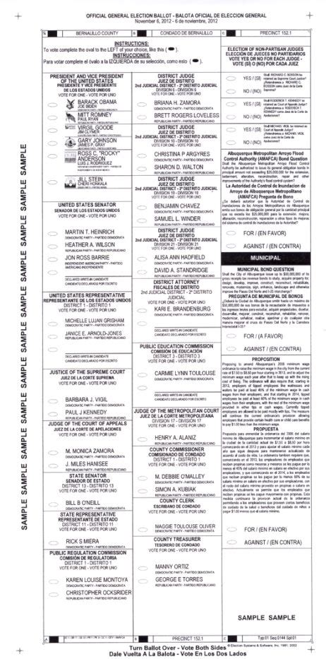 nc election sample ballot  hinane