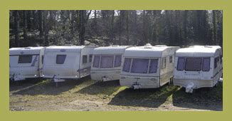 Boat Storage North Wales by Boat And Caravan Storage And Haulage Near Abersoch On The