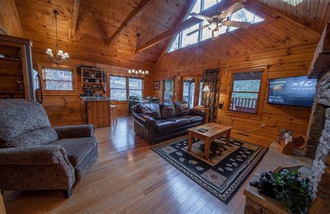 cabin  oak haven resort spa