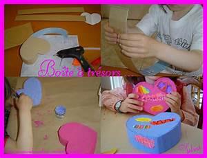 Fabriquer Une Boite En Carton Avec Couvercle : bricolages boites a fabriquer page 2 ~ Melissatoandfro.com Idées de Décoration