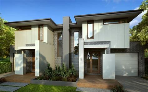 Duplex Designs  Dual Occupancy Home Designs Metricon