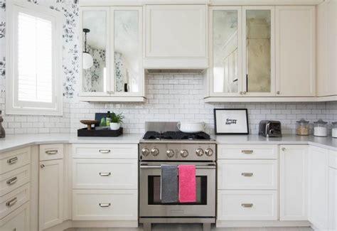 cuisine romantique shabby chic style kitchen