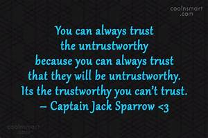 Untrustworthy Quotes And Sayings. QuotesGram