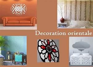 Décoration Murale Orientale : sp cial d co murale et papier peint et peinture deco salon marocain ~ Teatrodelosmanantiales.com Idées de Décoration