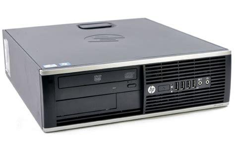 Hp Elite 8300 Small Form Factor Pc by Hp Compaq Elite 8300 Sff I5 3470 3 2ghz 4gb 500gb Dvdrw