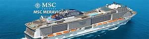 MSC Meraviglia Cruise Ship, 2019 and 2020 MSC Meraviglia ...