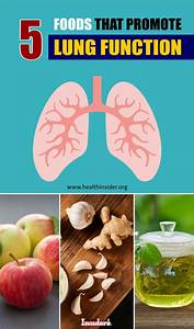 5 foods that boost lung function health insider