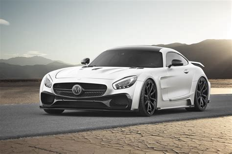 Mansory Mercedes-amg Gt Returns In Many Colors