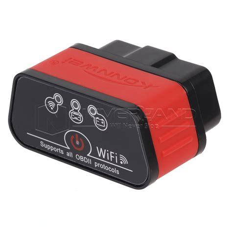 App Kw903 Elm327 Wifi Obd2 Obdii Car Code Readers Fault