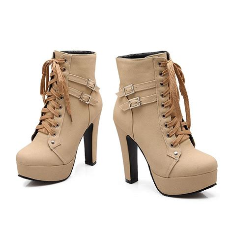 ankle heels boot heels with laces pixshark com images