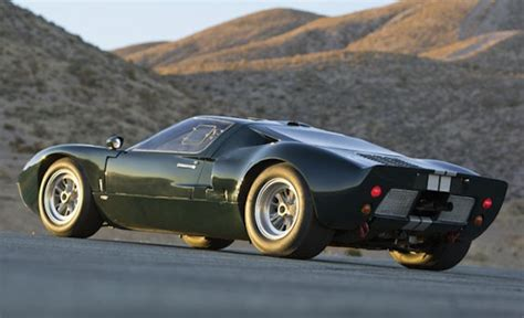 1965 Ford GT40 Expected To Hit $3 Million At Auction