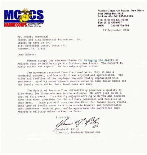 Acting Appointment Letter Usmc 28 Images