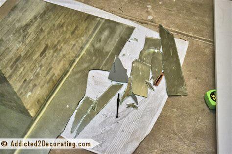 Diy Mosaic Wood Tile Mirror